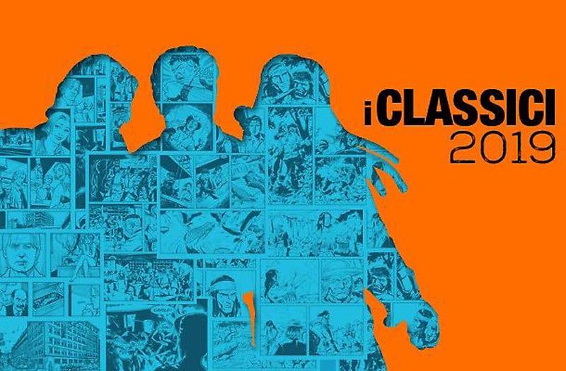 """I """"Classici"""" 2019 della Sergio Bonelli Editore"""
