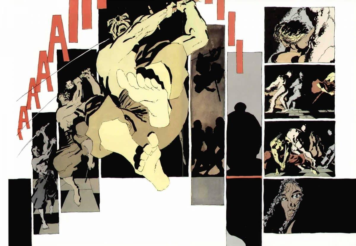 300-ronin23_Essential 300 comics