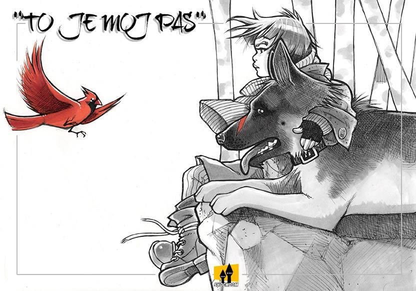 """""""To je moj pas"""" di Elena de' Grimani: seconda immagine promozionale"""