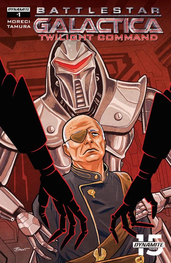 Battlestar Galactica - Twilight Command 1