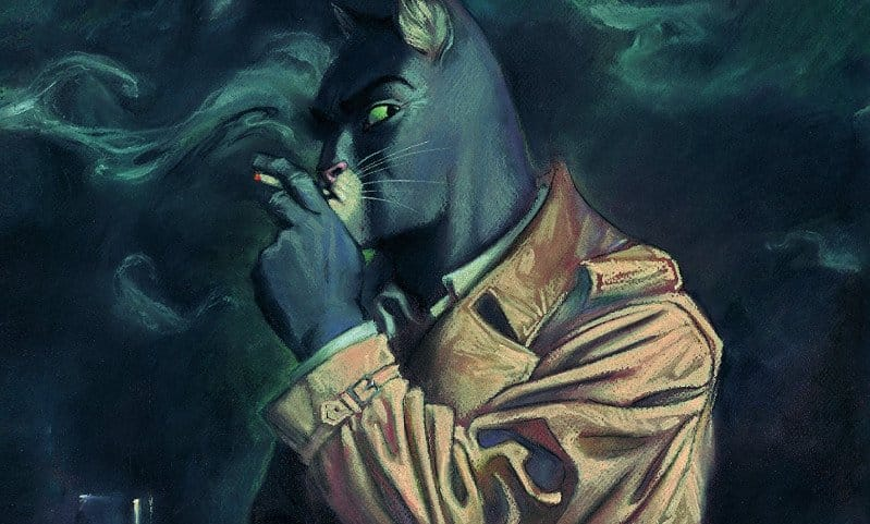 Blacksad: attenti al gatto nero