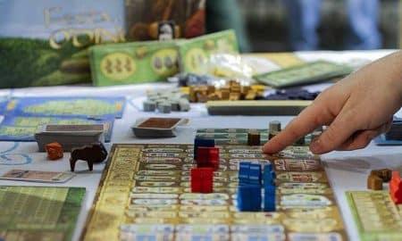Cartoomics - gioco da tavolo generico