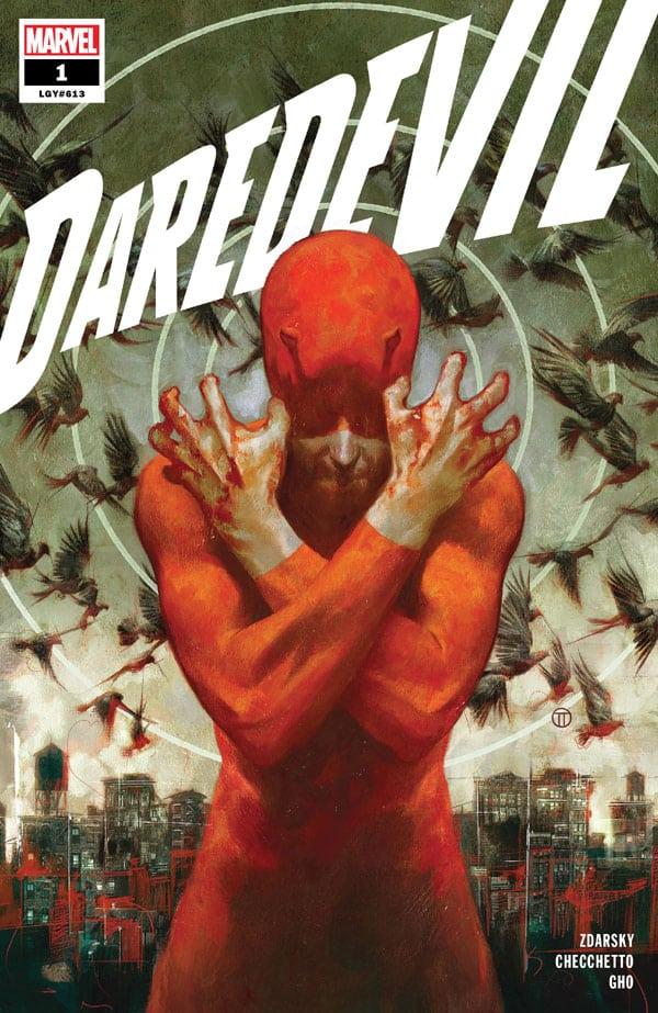 Daredevil-1_First Issue