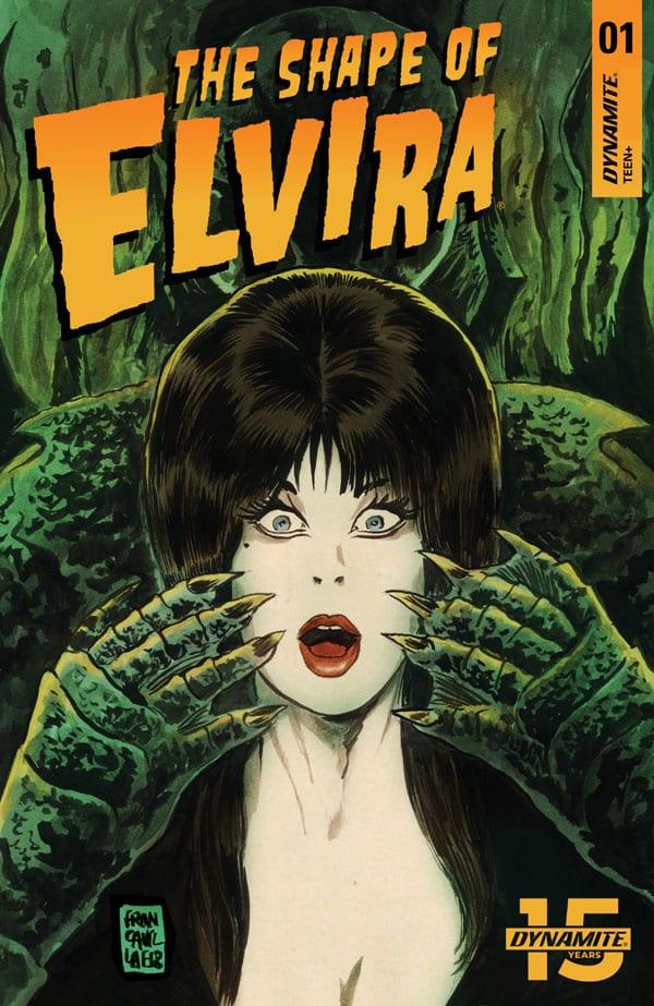 Elvira - The Shape of Elvira 1