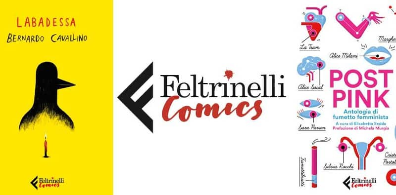 Cartoomics 2019: novità e ospiti Feltrinelli Comics
