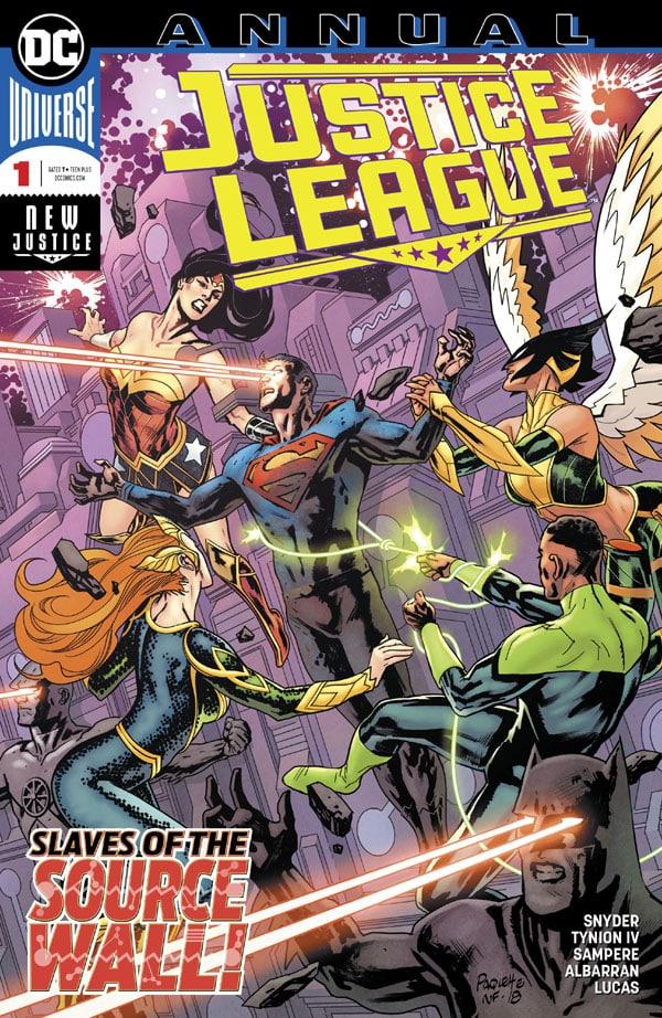 Justice League (2018-) Annual 1
