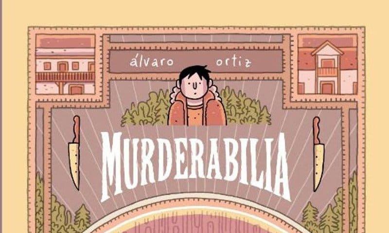 "BAO pubblica ""Murderabilia"" di Álvaro Ortiz"