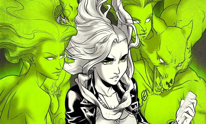 """Nomen omen"", volume 2: epic fantasy"