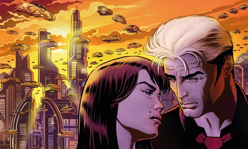 Nathan Never #333 – L'amore uccide (AA.VV.)