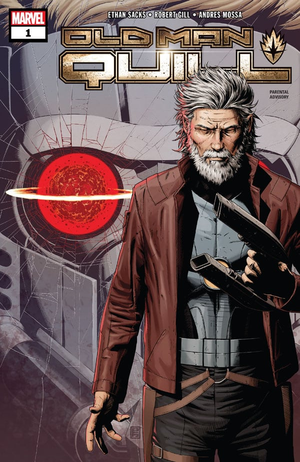 Old-Man-Quill-1_First Issue