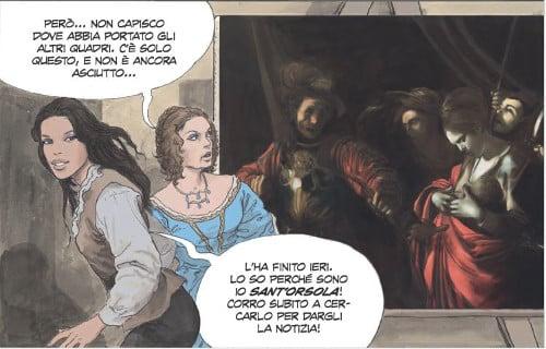PaniniComics_Manara_Caravaggio_LaGrazia_vignetta 14