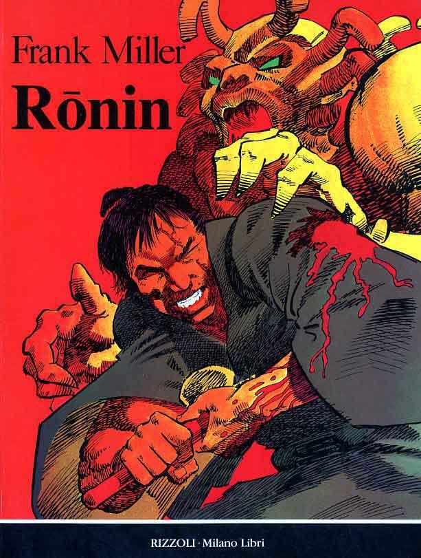 Frank Miller – Ronin