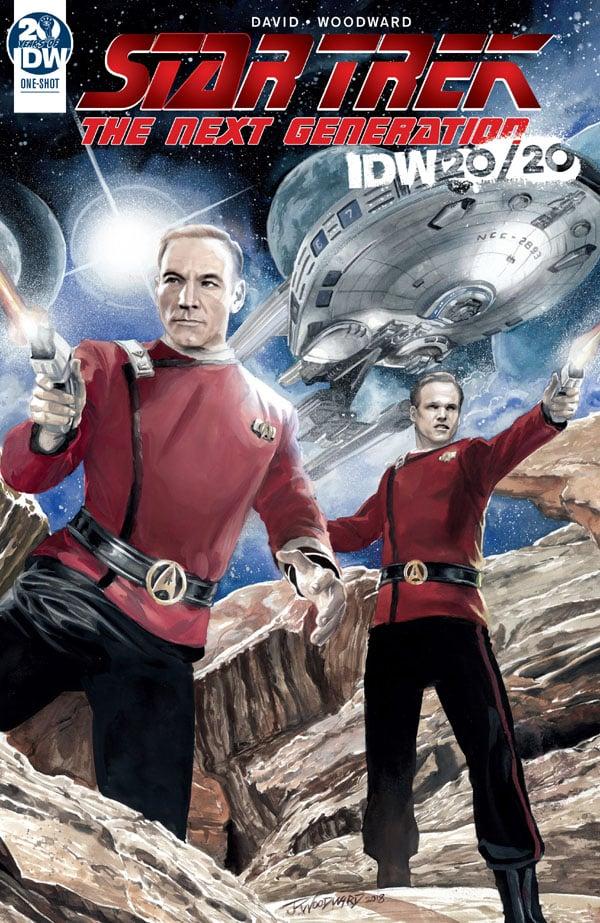 Star Trek - IDW - 20 (of 20)
