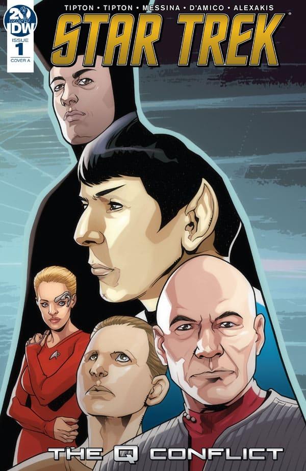 Star Trek - The Q Conflict 1