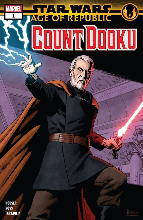 Star Wars - Age Of The Republic - Count Dooku 1