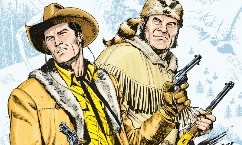 Tex Magazine #5: un ranger in salsa zagoriana