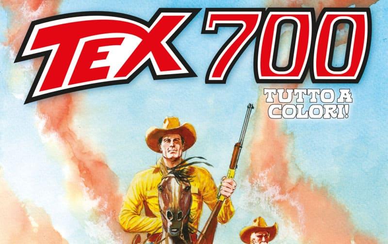 Settecento volte Tex