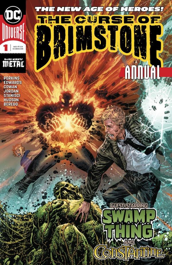 The Curse of Brimstone Annual 1