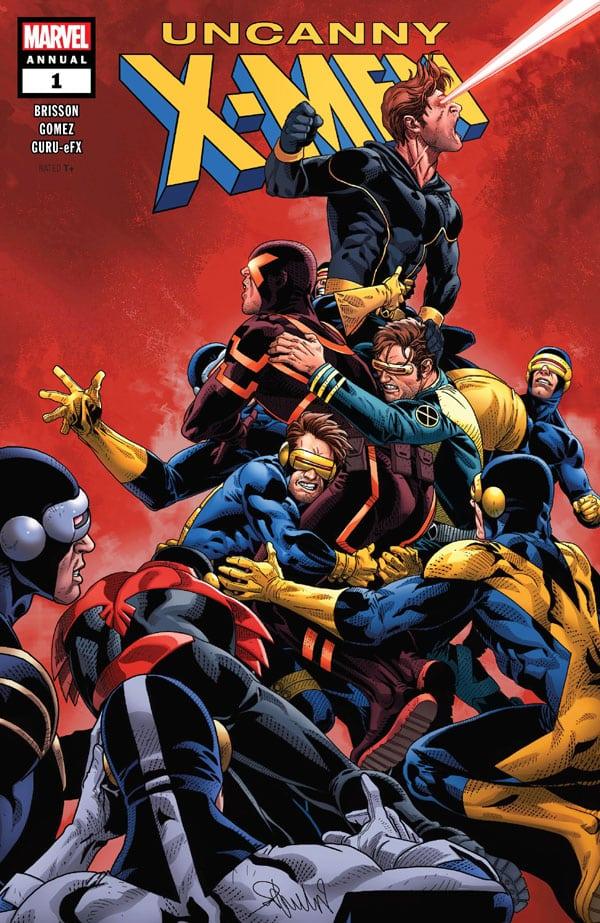 Uncanny X-Men Annual 1