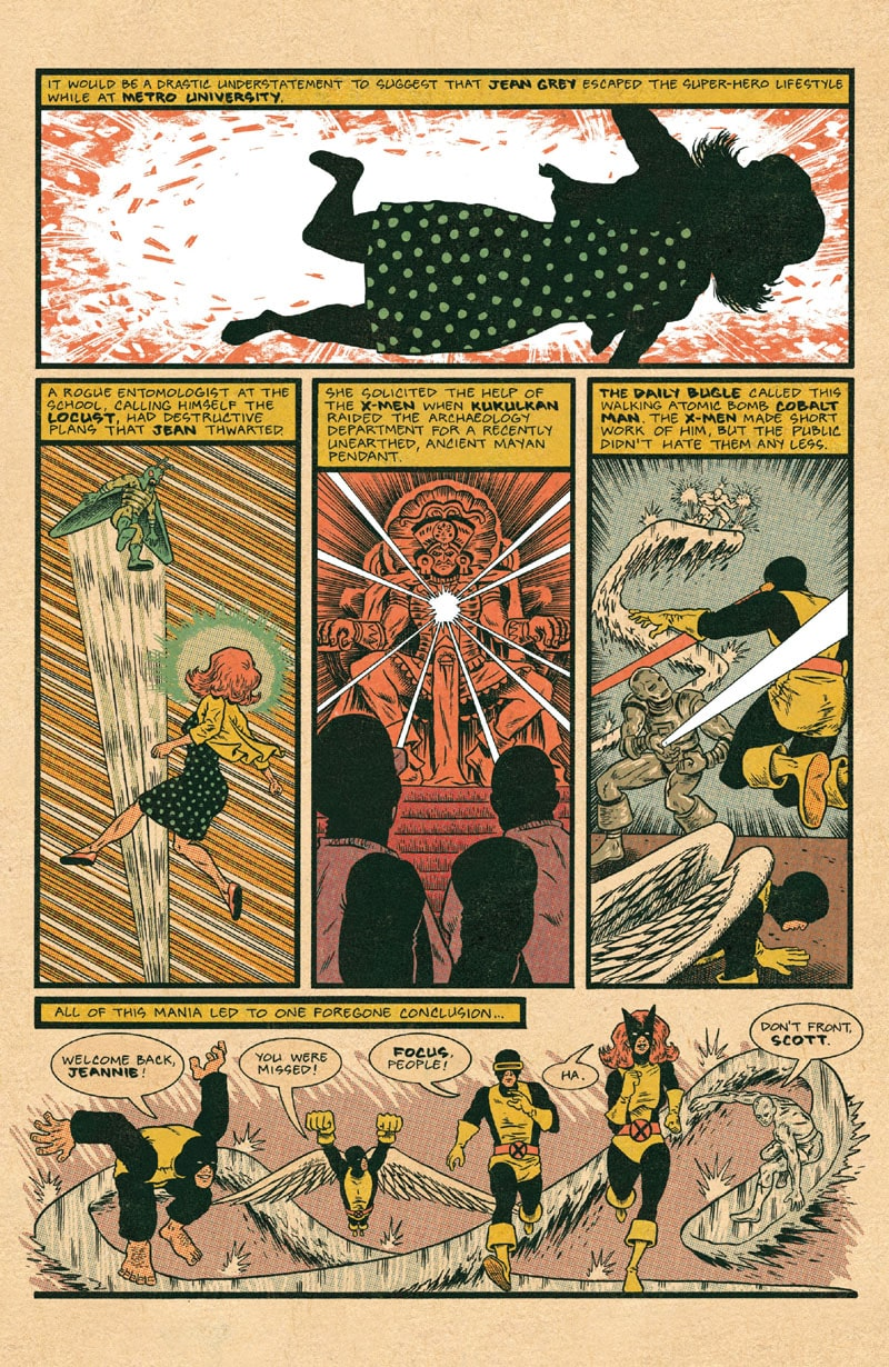 """Ed Piskor e il Family Tree mutante di """"Grand Design""""_Recensioni"""