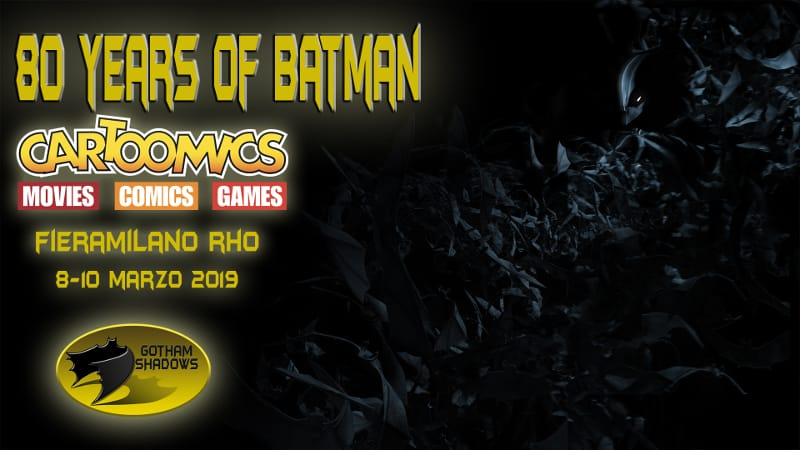 Cartoomics 2019: focus on movies