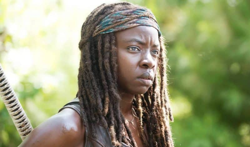 The Walking Dead: Danai Gurira lascia la serie