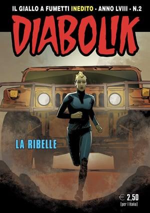 Diabolik Anno LVIII #2 (Faraci, Barison)_BreVisioni