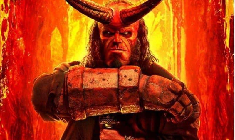 Hellboy: il nuovo trailer del reboot