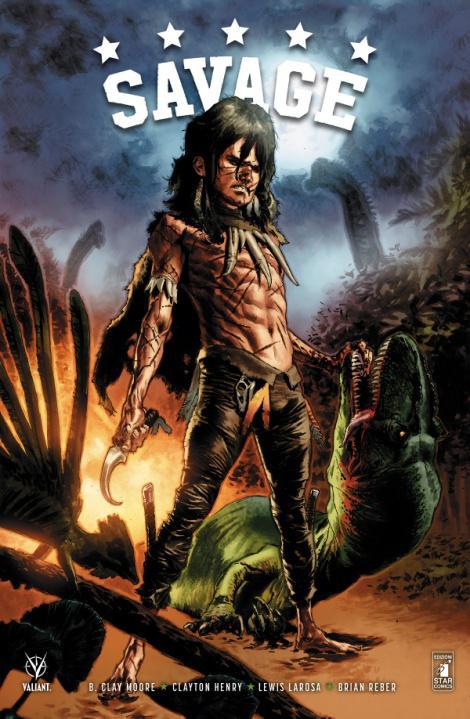 """Star Comics pubblica il volume unico """"Savage"""""""