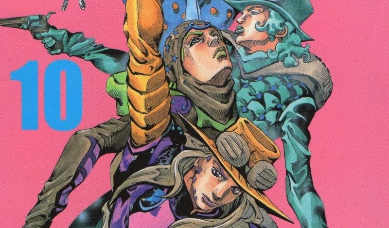 Le bizzarre avventure di JoJo: Steel Ball Run #10 (Araki)