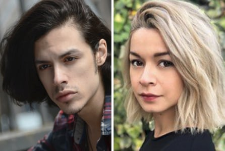 Katy Keene: Jonny Beauchamp e Julia Chan nel cast