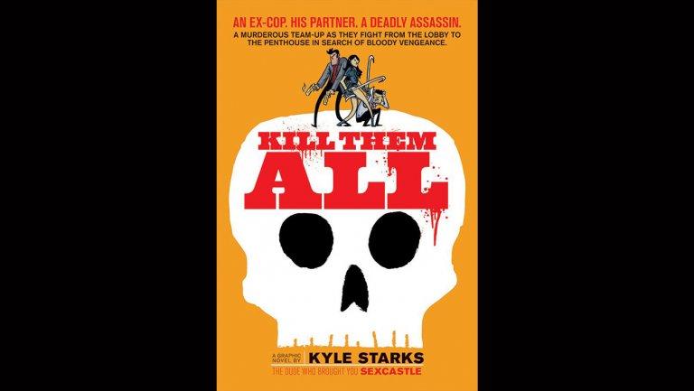 Paramount porta sul grande schermo graphic novel Kill Them All