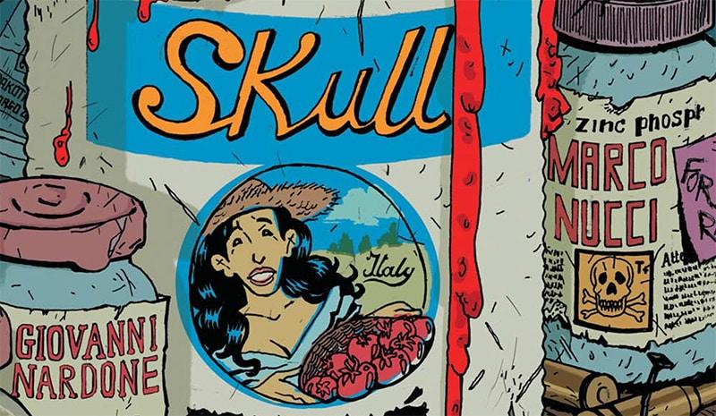 Intervista agli autori di Skull, la follia reale interpretata dal sogno