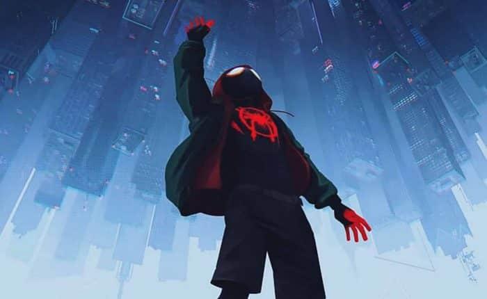 Spider-Man: Un Nuovo Universo miglior film di animazione