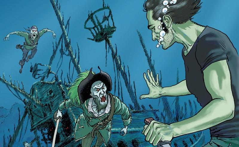 Dampyr #227 – Pirati! (Gualtieri, Delladio)