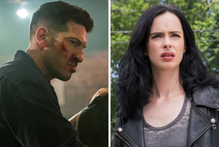 Netflix cancella Marvel's The Punisher e Marvel's Jessica Jones