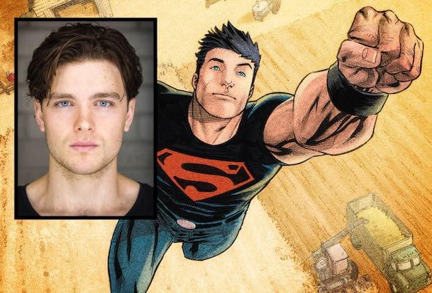 Titans: Joshua Orpin sarà Superboy nella seconda stagione
