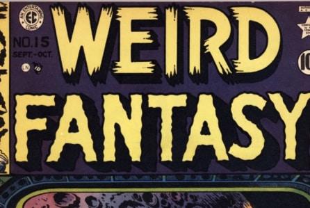 Weird Fantasy della EC Comics diventa una serie tv