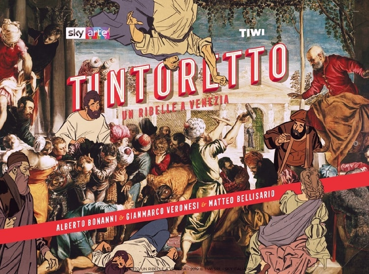 Anteprima Sky Arte/Tiwi: Tintoretto. Un ribelle a Venezia