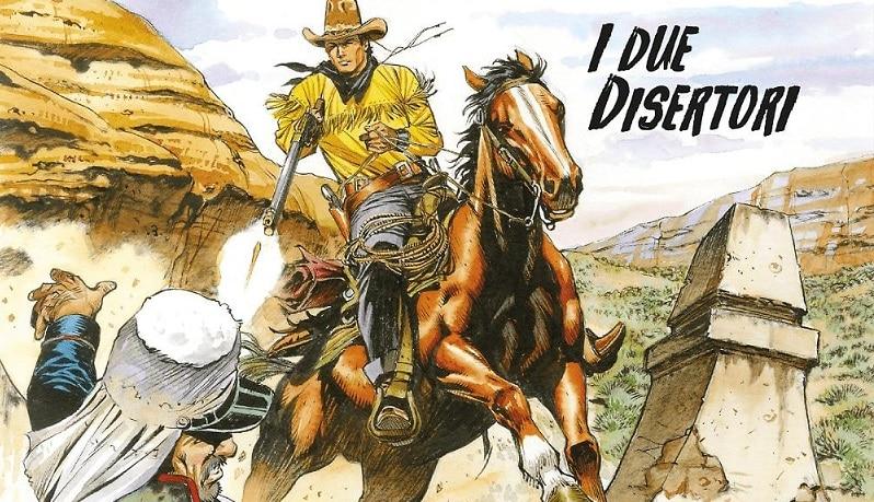 Tex Willer #5 – I due disertori (Boselli, Brindisi)