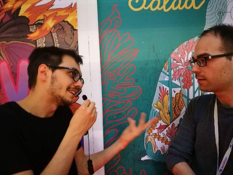 Cartoomics 2019: intervista a AlbHey Longo_Interviste