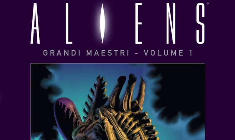 Anteprima di Aliens Grandi Maestri vol. 1 (saldaPress)