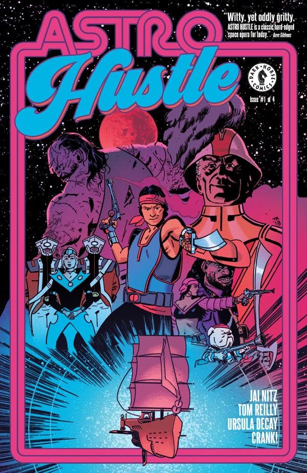 Astro Hustle 1