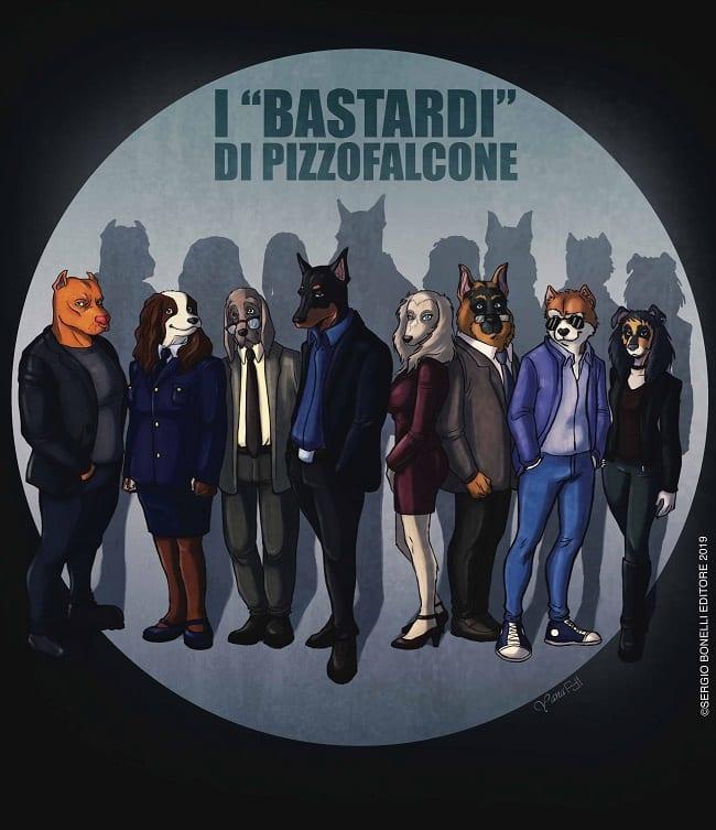 """""""I Bastardi di Pizzofalcone"""" al Comicon con un doppio evento"""