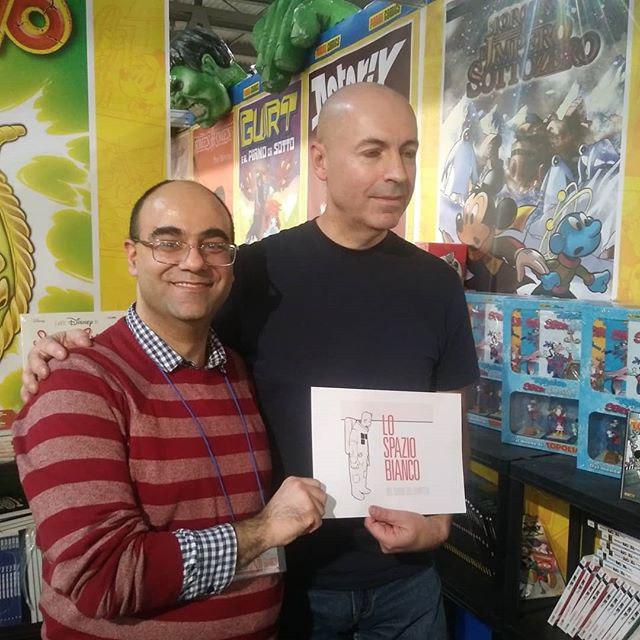 """Il nuovo direttore di """"Topolino"""": intervista ad Alex Bertani_Interviste"""