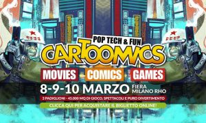 Cartoomics2019_reportage_evidenza