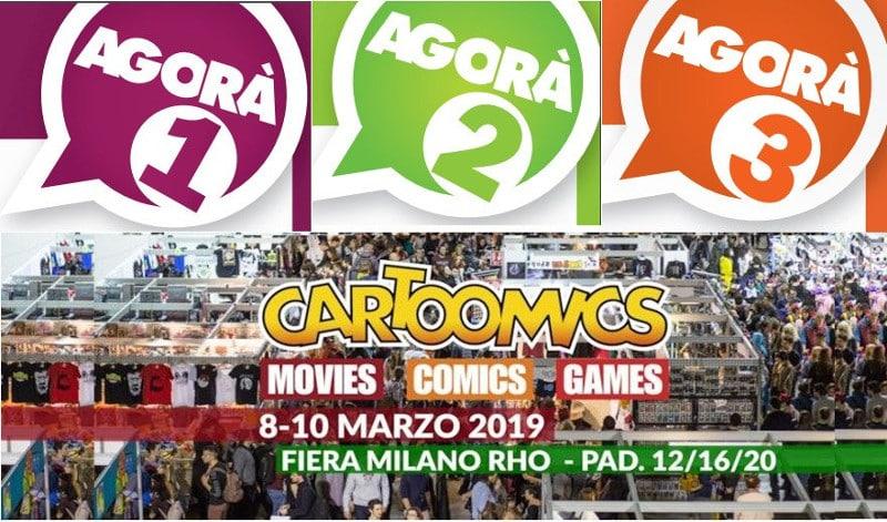 Cartoomics 2019: gli eventi più interessanti