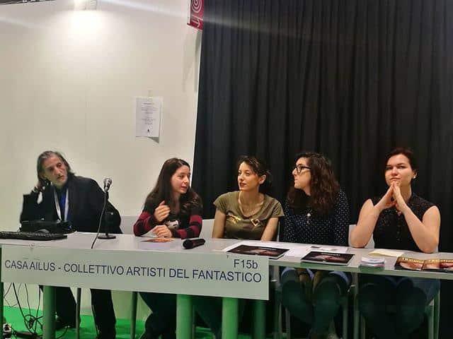 Cartoomics 2019: incontro con il collettivo Casa Ailus_Interviste