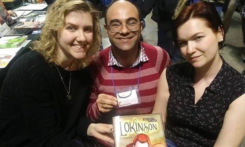 Cartoomics 2019: incontro con il collettivo Casa Ailus