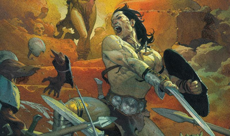 Conan il barbaro e il ritorno alla Casa delle Idee